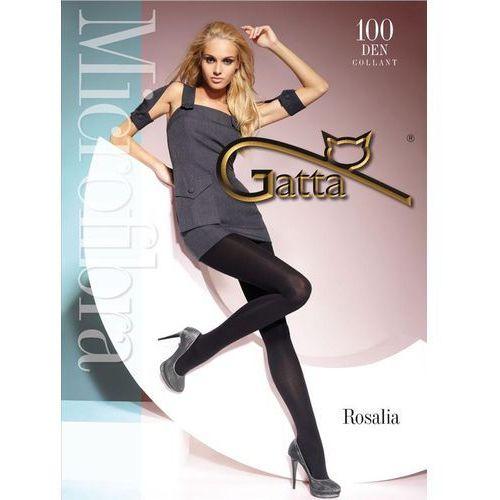 Gatta Rosalia 100 Den (Grafit 3-M) ze sklepu Bądź Kobieca