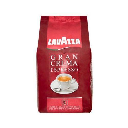 1kg gran crema espresso włoska kawa ziarnista import marki Lavazza