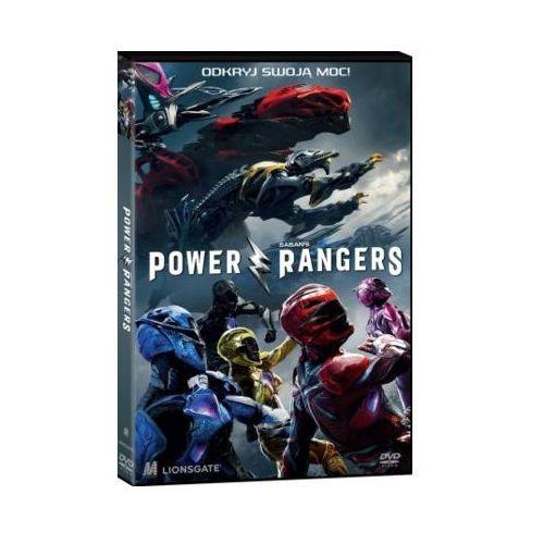 Power Rangers (DVD) + Książka (9788365736499)