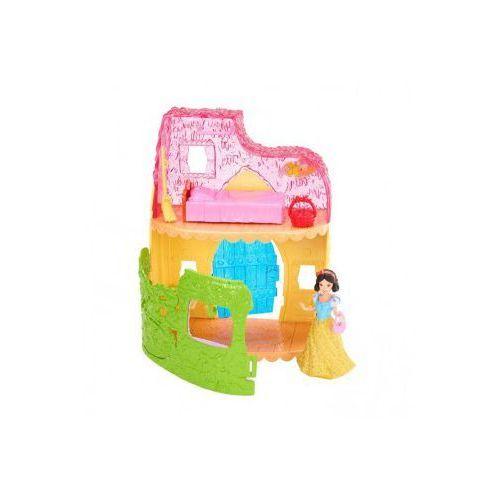 Disney Princess MagiClip Domki Księżniczek X9431- Domek Królewny Śnieżki X9434 (domek dla lalek) od Taniej.pl