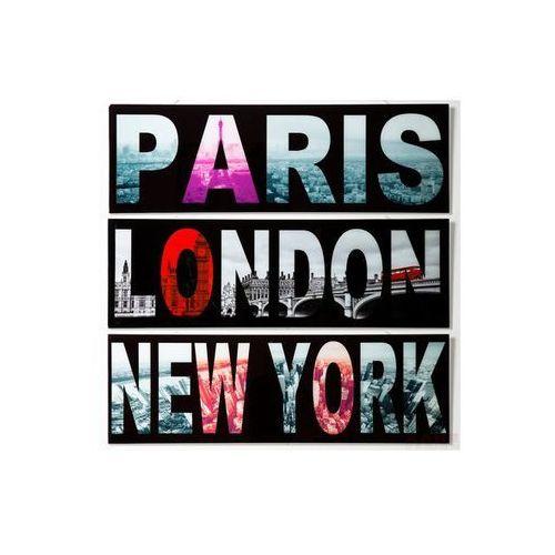 Kare Design Kare Design Capitals Obraz London 45x140cm (34640) (obraz)