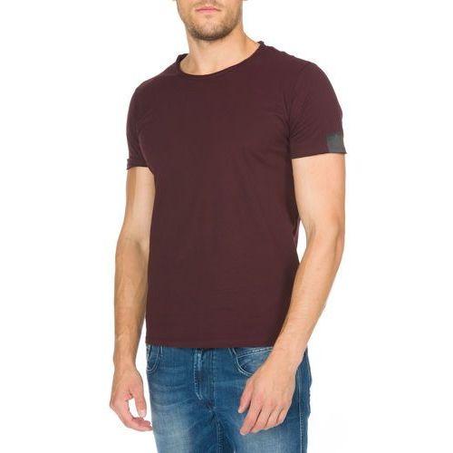 Replay T-shirt Czerwony S, 1 rozmiar