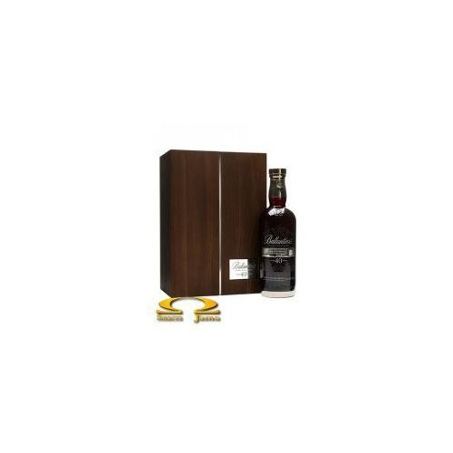 Whisky ballantine's 40yo 0,7l marki George ballantine & son ltd.