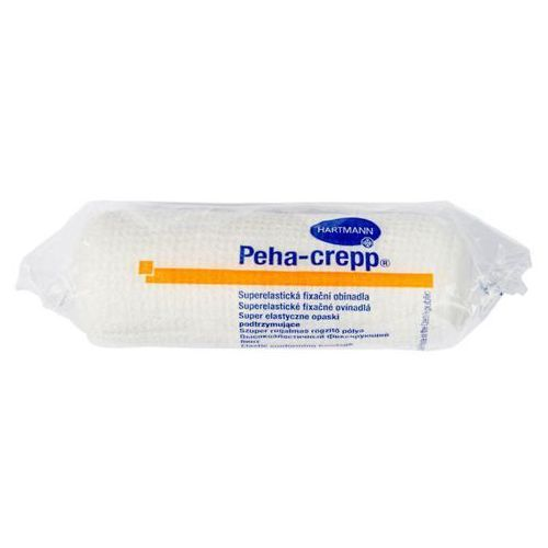 Peha crepp elastyczna opaska do opatrunków 8 cm x 4 m 1 sztuka marki Hartmann