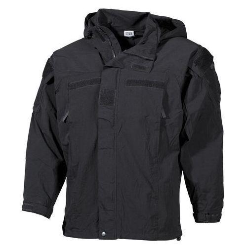 Max fuchs (mfh) Kurtka mfh soft shell level v 98% nylon 2% spandex black (03401a) - black