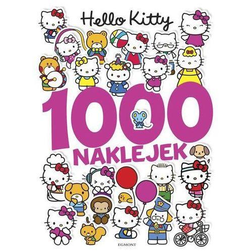 Hello Kitty 1000 naklejek - Jeśli zamówisz do 14:00, wyślemy tego samego dnia.