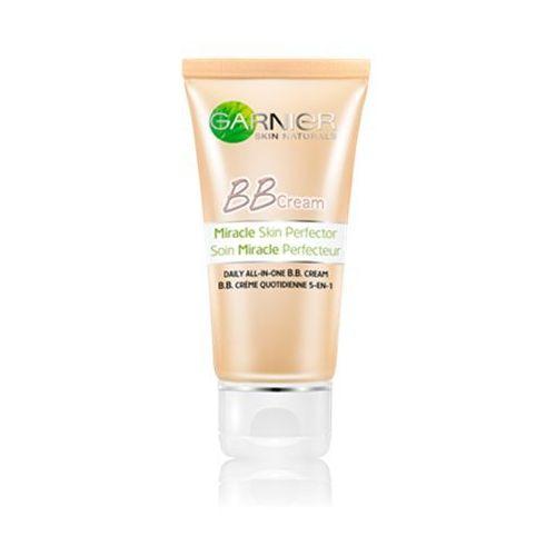 Garnier skin naturals bb krem beauty balm perfector przeciw zmarszczkom cera śniada 50 ml