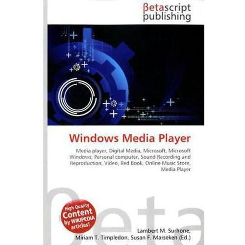 Windows Media Player (9786130302221)