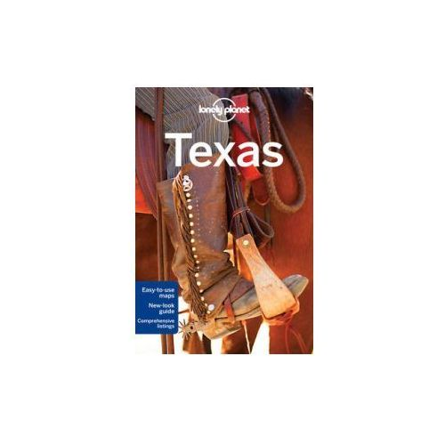 Teksas Lonely Planet Texas, LONELY PLANET