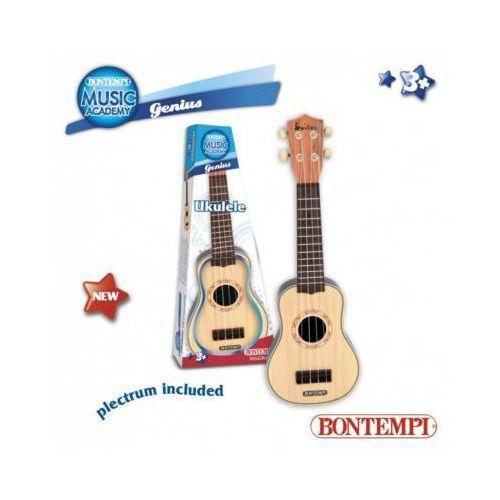 Play ukulele plastikowe - darmowa dostawa od 199 zł!!! marki Bontempi