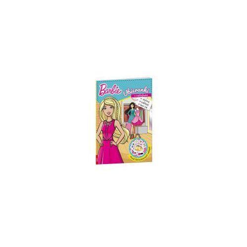 Barbie Ubieranki z naklejkami stylizuj, naklejaj, - Jeśli zamówisz do 14:00, wyślemy tego samego dnia. Darmowa dostawa, już od 300 zł., oprawa miękka