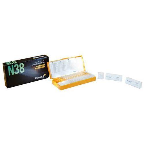 Zestaw LEVENHUK gotowych preparatów N38 NG + DARMOWY TRANSPORT! (0611901511085)