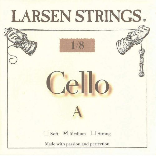 Larsen (639585) struna do wiolonczeli - a 1/8