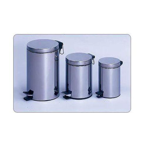 Pojemnik metalowy na śmieci - 20L