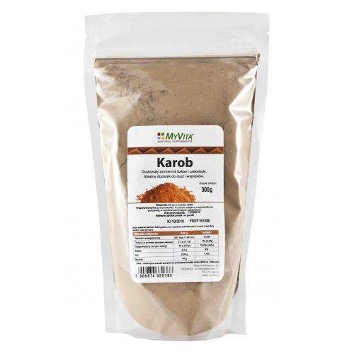 Myvita Karob, mąka chleba świętojańskiego, 1000 g