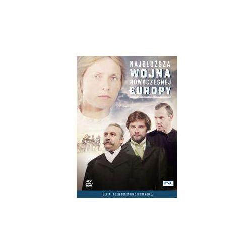 Najdłuższa wojna nowoczesnej Europy DVD (Płyta DVD)