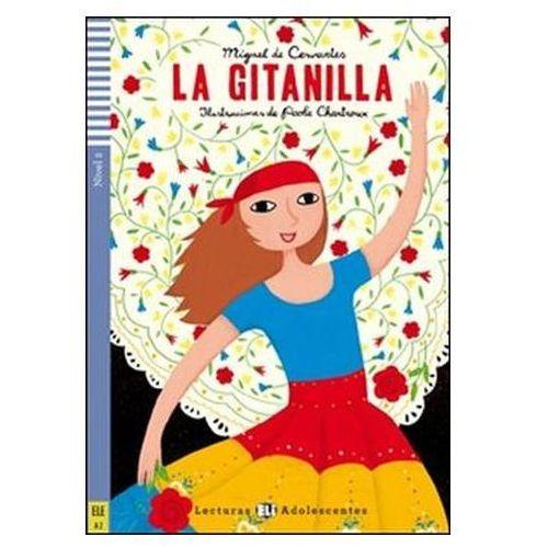 Lecturas ELI Infantiles y Juveniles - La Gitanila + CD Audio, Miquel de Cervantes