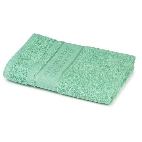 ręcznik kąpielowy bamboo premium mentol, 70 x 140 cm, 70 x 140 cm marki 4home