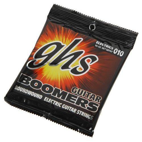 GHS GBTNT Boomers struny do gitary elektrycznej 10-52