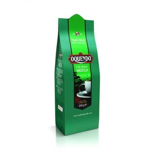 Oquendo Cafe Molido Torrefacto 0,25 kg mielona (8412956202155)