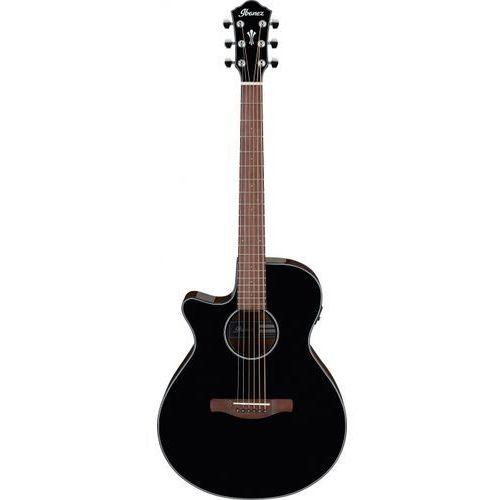 Ibanez aeg50l-bkh black high gloss gitara elektroakustyczna leworęczna