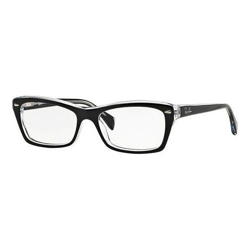 Ray-ban rx 5255 2034 okulary korekcyjne + darmowa dostawa i zwrot (0805289559146)