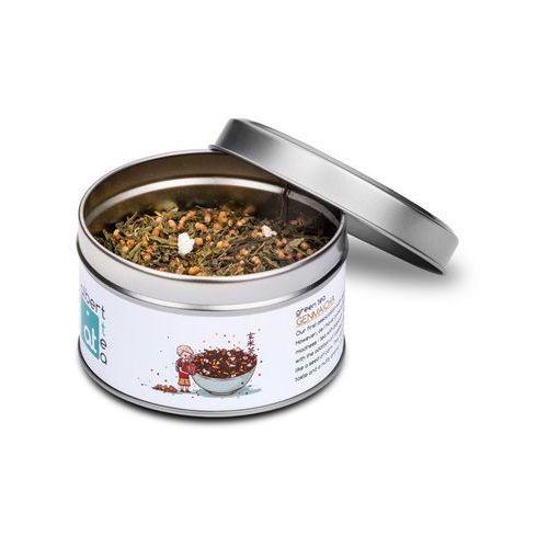 Albert tea genmaicha - puszka