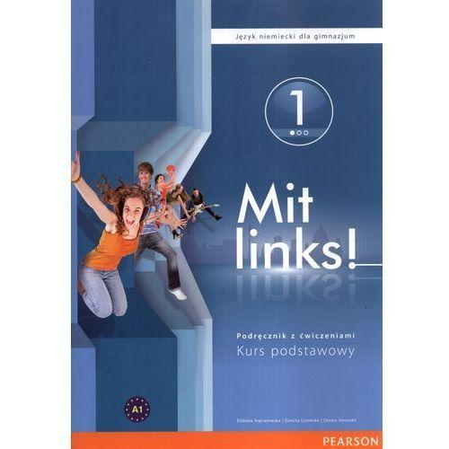 Mit links 1 Podręcznik z ćwiczeniami. Kurs podstawowy (+CD), oprawa miękka