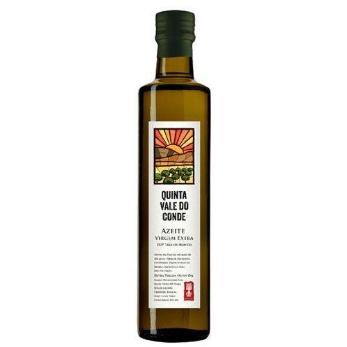 Portugalska oliwa z oliwek Quinta Vale do Conde z regionu Trás-Os-Montes 500ml (Oleje, oliwy i octy)