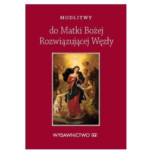 Produkt polski Modlitewnik kieszonkowy, matka boża rozwiązująca węzły