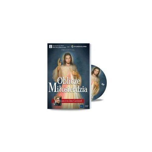 Oblicze Miłosierdzia DVD (9788365889379)
