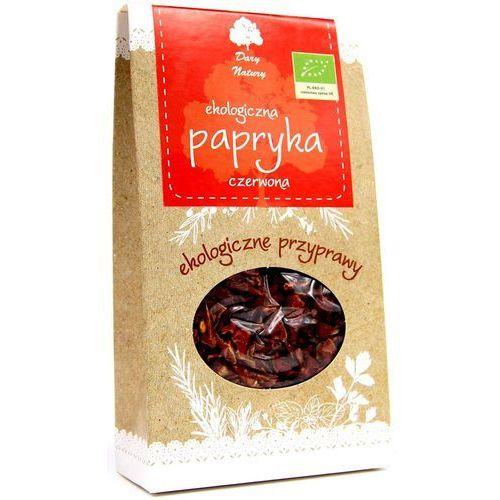 Dary natury Papryka czerwona słodka eko 50g -