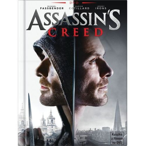 Assassin's Creed (DVD) + Książka (5903570159763)