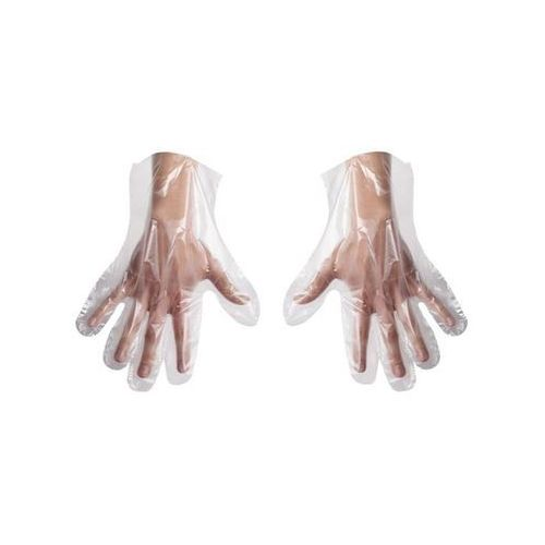 Odstraszanie Rękawiczki jednorazowe do rozkładania trutki op. 100 sztuk.