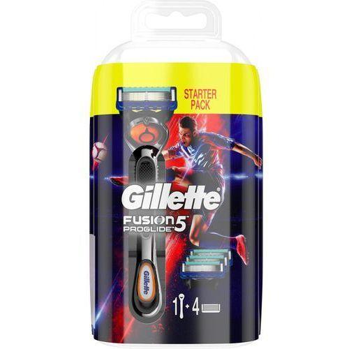 flexball fusion proglide manual maszynka do golenia + 4 wkłady marki Gillette