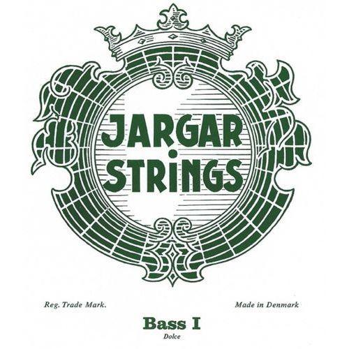 Jargar (642501) struny do kontrabasu - g - chromstal - medium