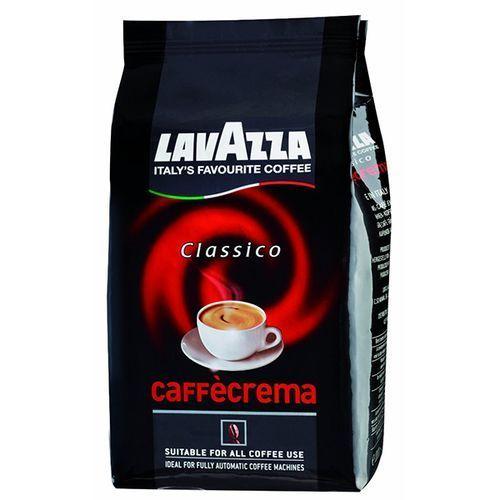Lavazza Kawa włoska caffecrema classico 1 kg ziarnista