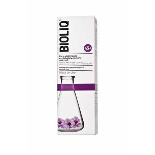 Aflofarm farmacja polska sp. z o Bioliq 45+ krem ujędrniająco - wygładzający do skóry oczu i ust 15 ml