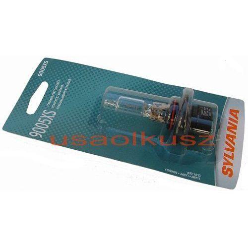 Żarówka świateł drogowych reflektora dodge viper 2003-2010 hb3 9005xs 65w marki Sylvania