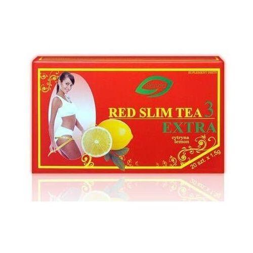 Herbatka red slim tea 3 extra 1,5g x 20 saszetek marki Elanda