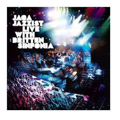 Jaga jazzist - live with britten sinfonia marki Universal music