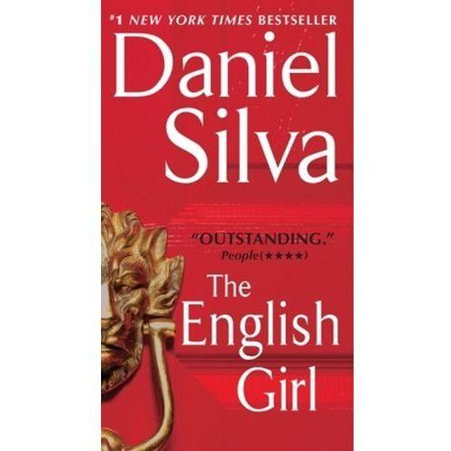 The English Girl. Das englische Mädchen, englische Ausgabe Silva, Daniel