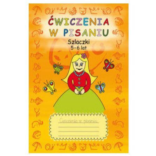 Ćwiczenia w pisaniu Szlaczki 5-6 lat - Beata Guzowska (32 str.)