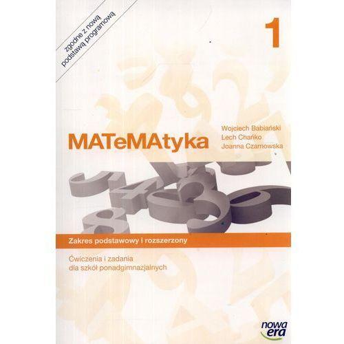 MATeMatyka. Klasa 1, liceum i technikum. Zeszyt ćwiczeń (2012)
