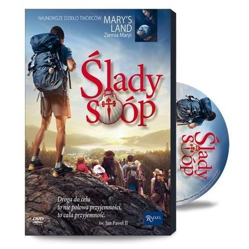 Ślady stóp DVD