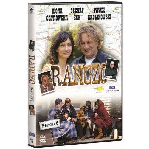 Telewizja polska Ranczo. sezon 6 - robert brutter