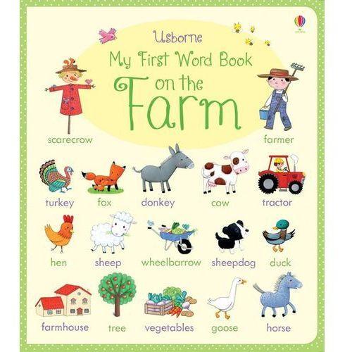 My First Word Book on the Farm, Usborne Publishing Ltd