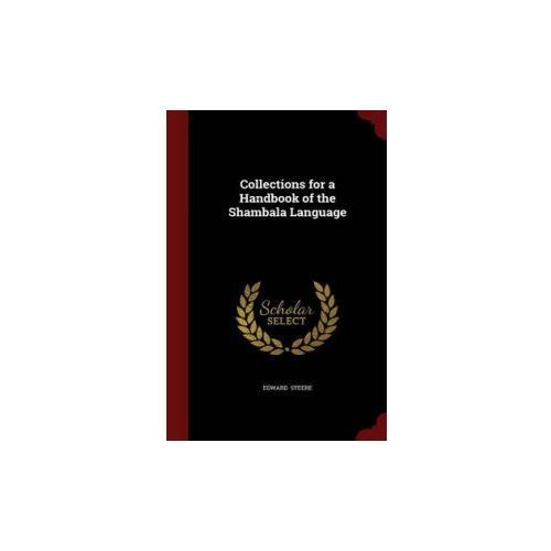 Collections for a Handbook of the Shambala Language (9781296638184)