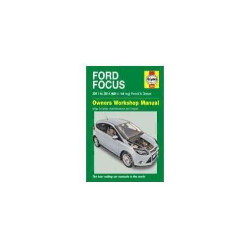 Ford Focus Petrol and Diesel Service and Repair Manual