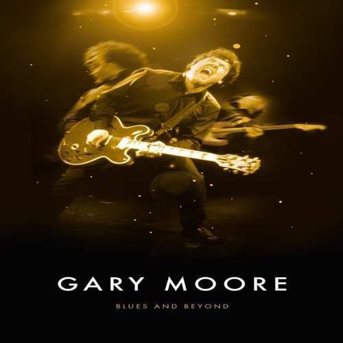 BLUES AND BEYOND - Gary Moore (Płyta winylowa)